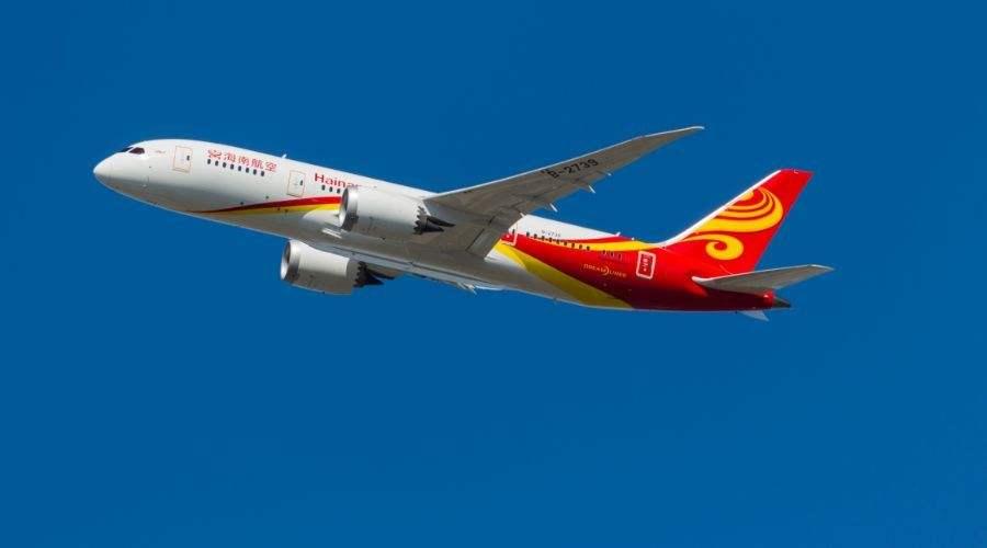 海南航空正式开通深圳直飞巴黎航线,每周两班往返