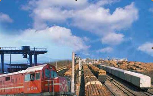 铁路路运输