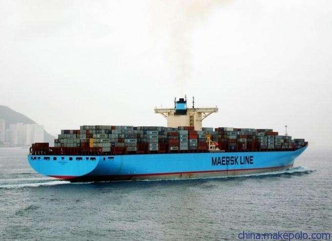 中国天津到印度钦奈拼箱海运价格