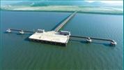 宁波舟山港金塘港区中澳现代产业园项目配套码头工程(一期)通过交工验收