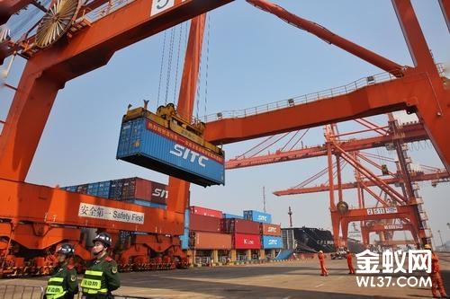 一季度舟山港域大宗商品吞吐量实现大幅增长